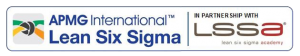 APMG International Lean Six Sigma - In Partnership with LSSA